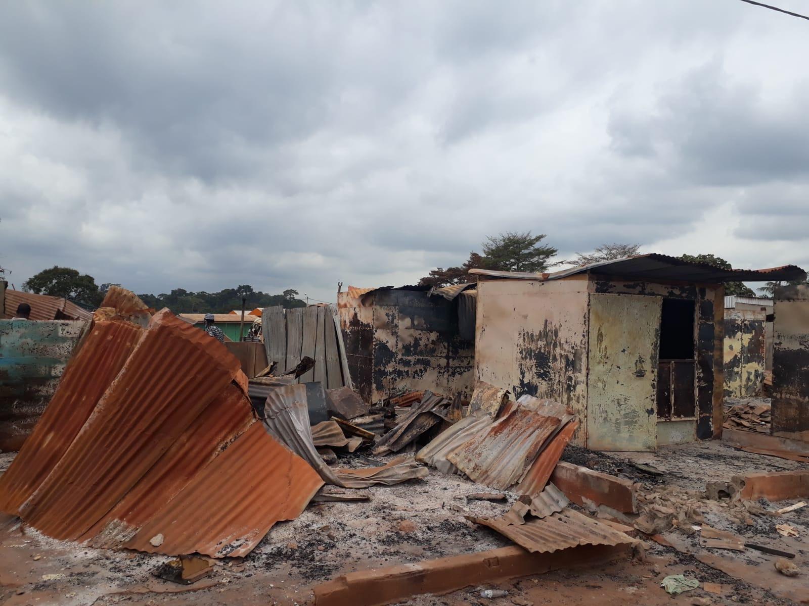 Côte d'Ivoire,Divo,violences