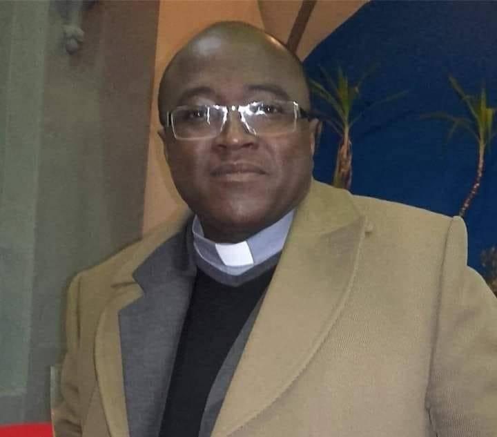 Conférence Adjoumani à la Cathédrale,St Paul du Plateau,Père Basile Diané