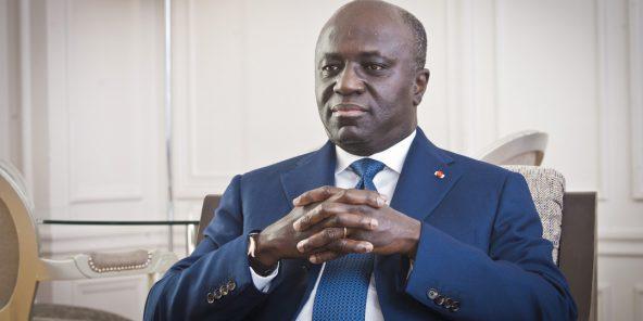 Marcel Amon-Tanoh,Alassane Ouattara