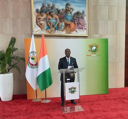 Présidenteille 2020,Alassane Ouattara