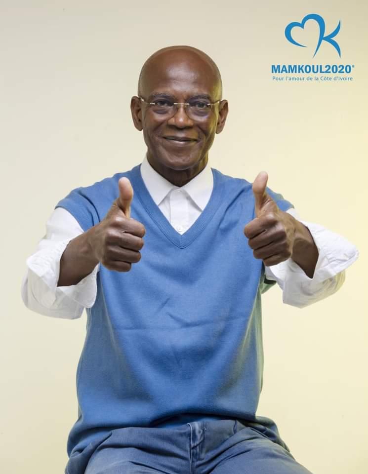 Présidentielle 2020, Mamadou Coulibaly,