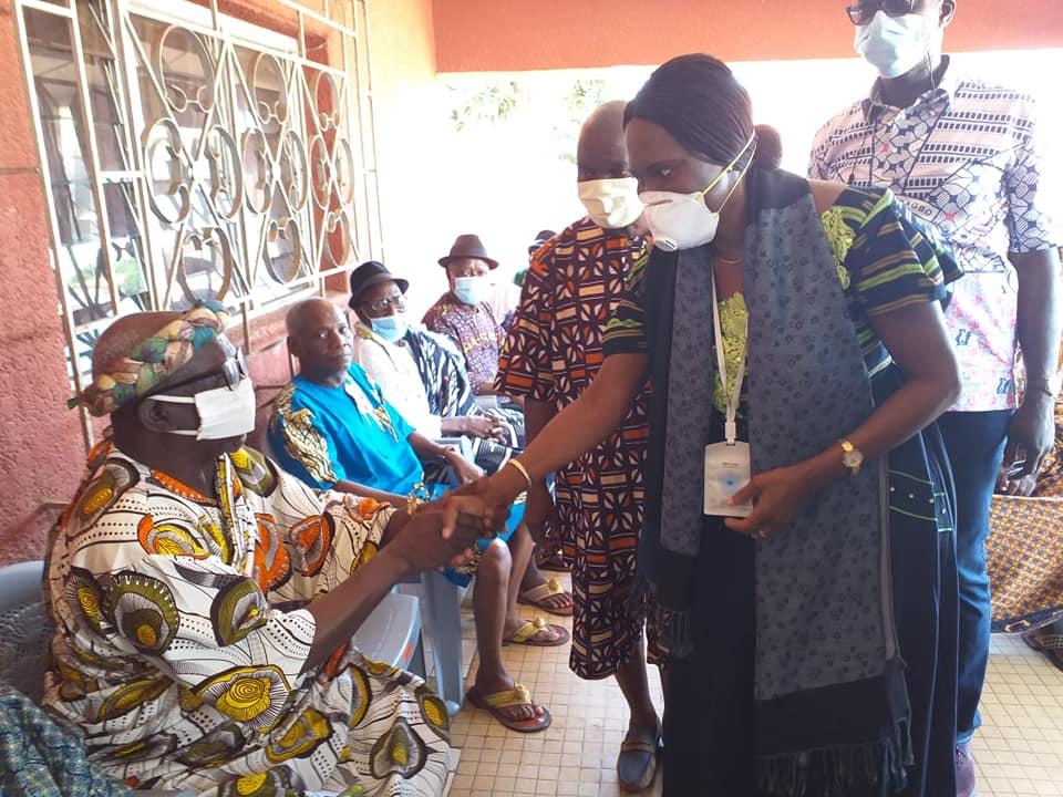 3e mandat,manifestations,Daoukro,Simone Gbagbo
