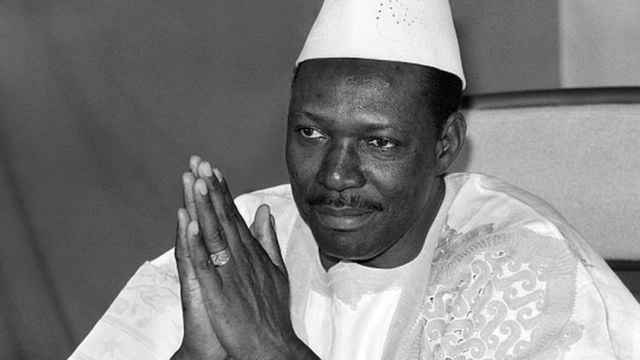 Mali,Moussa Traoré,Ancien président