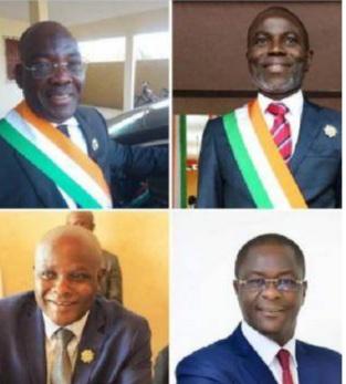 Incarcération des députés,pro-Soro,Assemblée parlementaire francophone,APF,Côte d'Ivoire