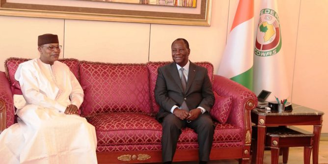 Ouattara,Alassane Ouattara,Nation unies,Mohamed Ibn Chambas,représentant spécial des Nations unies,Nations unies