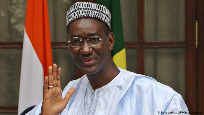 Mali,Premier ministre de transition