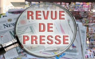 Revue de presse,Alassane Ouattara,Opposition,Visite d'Etat