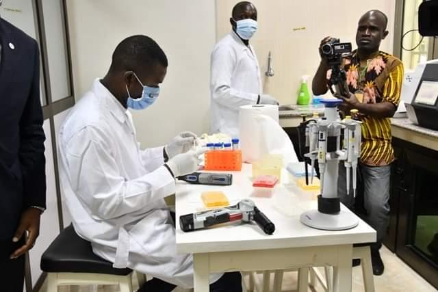 Coronavirus,Alassane Ouattara,Henri Konan Bedié