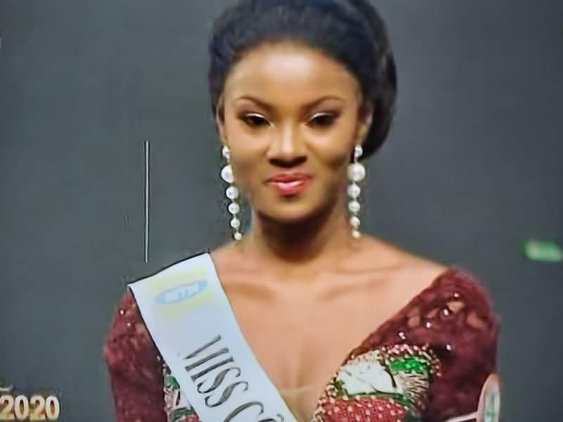 Miss Côte d'Ivoire 2020,Comici,Victor Yapobi