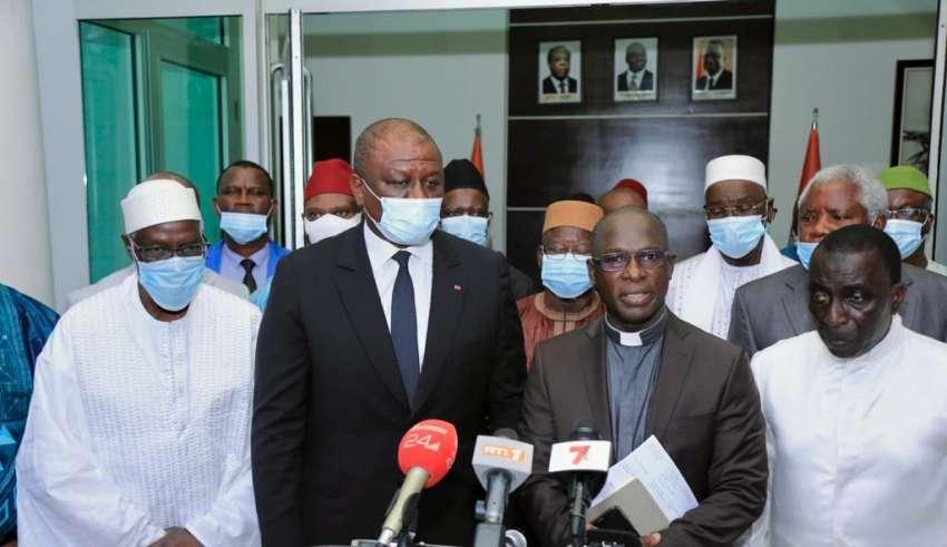 cohesion-sociale-lalliance-des-guides-religieux-de-cote-divoire-sengage-a-diffuser-des-messages-de-paix-aux-ivoiriens
