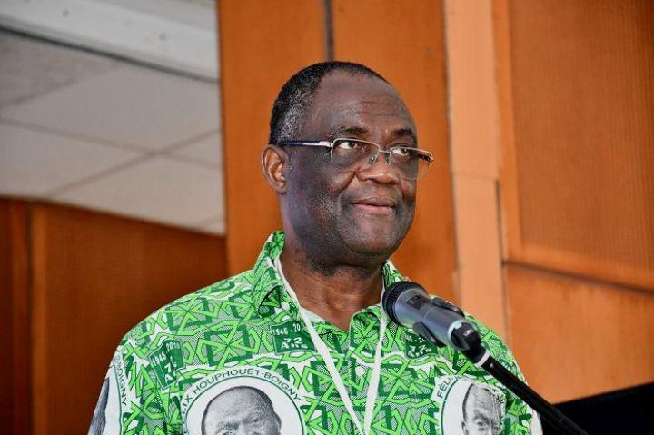 Maurice Kakou Guikahué,Ouattara,opposition