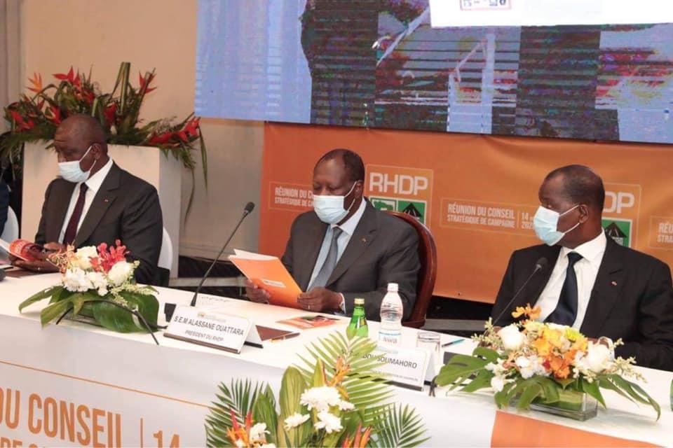 Présidentielle,ouverture,campagne électorale,Alassane Ouattara