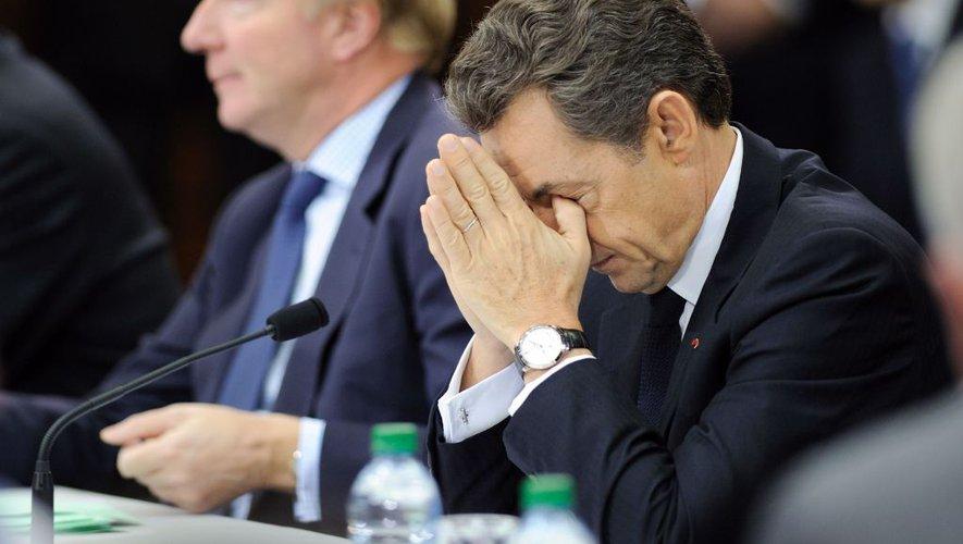 Nicolas Sarkozy,Mis en examen,Financement libyen