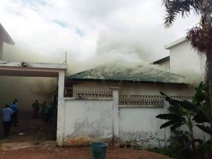 Affi N'Guessan,incendie de la résidence Affi n'guessan,Bongouanou,FPI