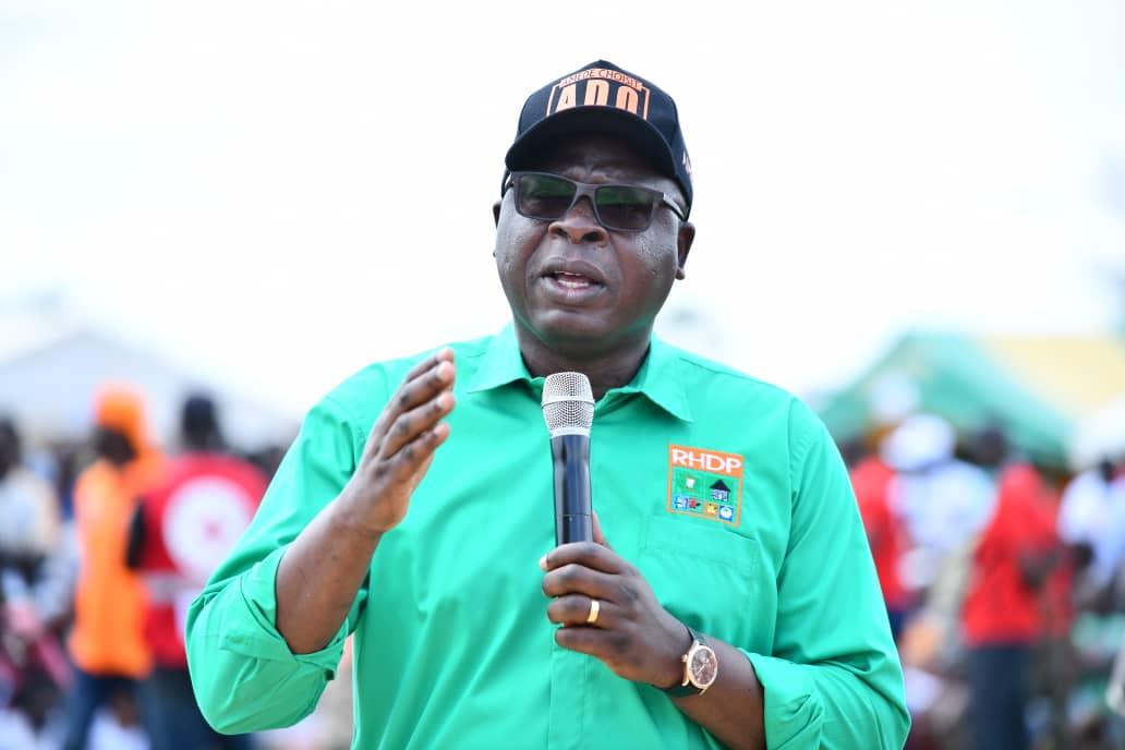 Lôh-Djiboua,élection présidentielle,Amédé Kouakou
