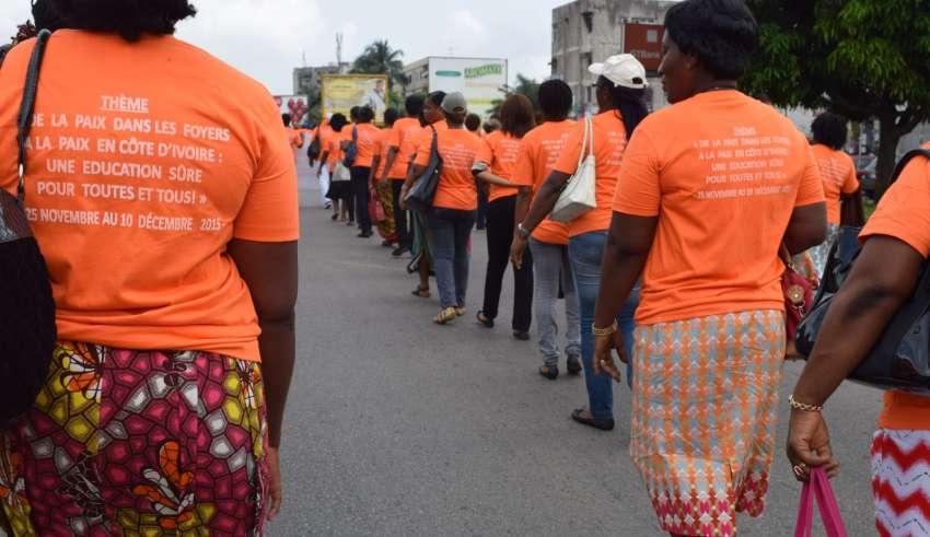 Présentielle 2020,Femmes de Cote d'Ivoire