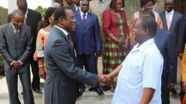 Présidentielle 2020,Bédié,Affi,Henri Konan Bédié,Pascal Affi N'Guessan,désobéissance civile