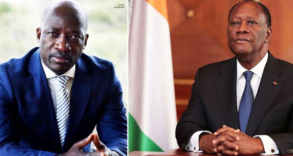 Blé Goudé,Alassane Ouattara,Présidentielle,report