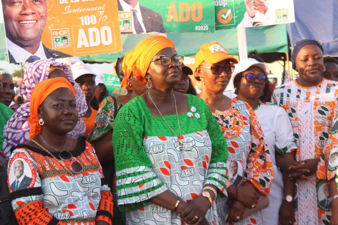 presidentielle-2020-region-de-la-bagoue-plusieurs-femmes-apportent-leur-soutien-a-alassane-ouattara-video