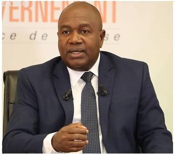 Deuil,Sidiki Diakité,ministre de l'administration du territoire
