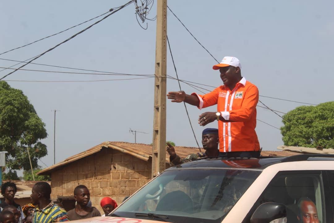 Présidentielle 2020,Alpha Yaya Touré