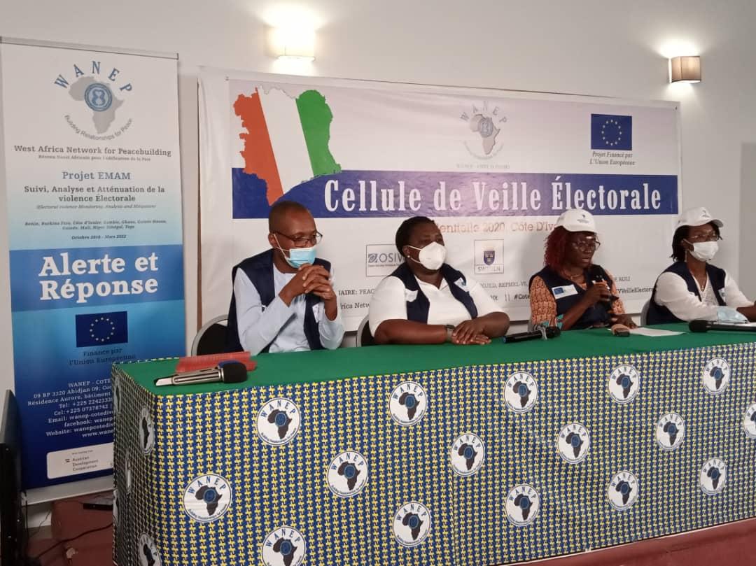 presidentielle-2020-la-mission-dobservation-electorale-du-wanep-ci-denonce-des-foyers-de-tension-dans-certaines-localites
