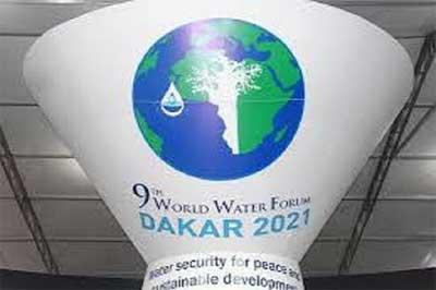 forum mondial de l'eau,dakar 2021