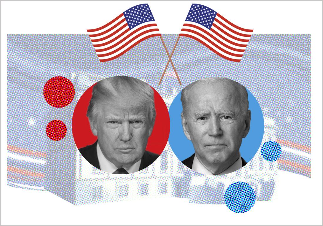 presidentielle-usa-2020-un-duel-serre-entre-trump-et-biden-lissue-de-lelection-encore-incertaine
