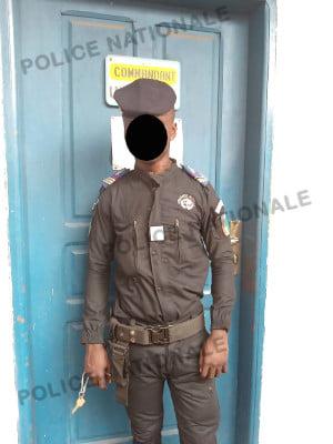 Interpellation,faux agent,gendarmerie nationale