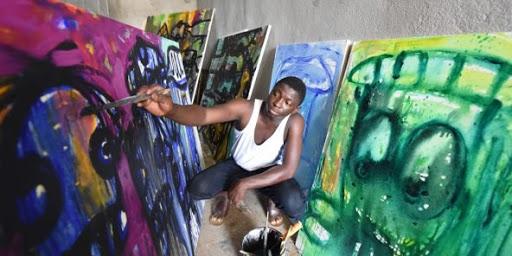 Exposition Ivoiro-italienne,Sofitel Hôtel Ivoire Abidjan