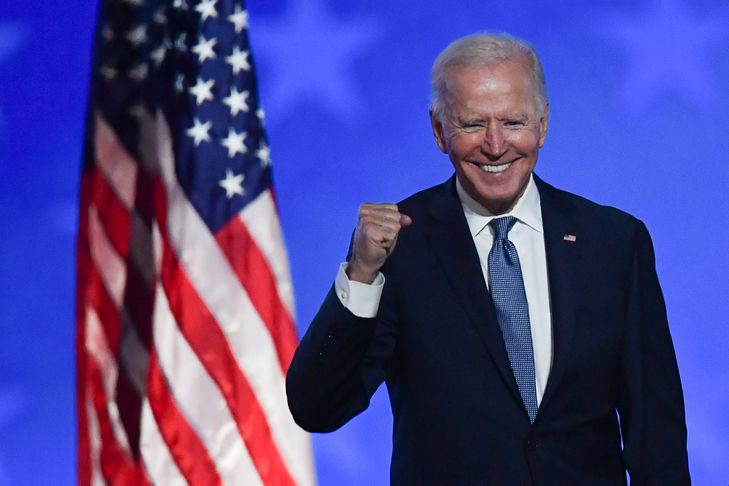 Presidentielles américaines, Jor Biden, Dinald Trump