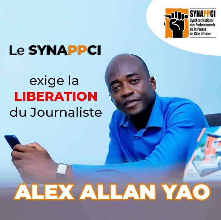 Liberté de la presse, SYNAPPCI, Journalistes,