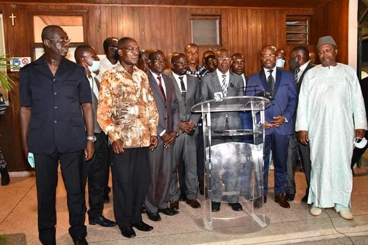 Dialogue politique,Opposition CDRP,Henri Konan Bédié,Alassane Ouattara