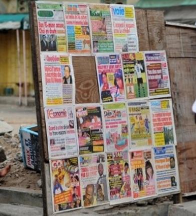 Revue de presse,Hamed Bakayoko,Macron,Alassane Ouattara,Pape