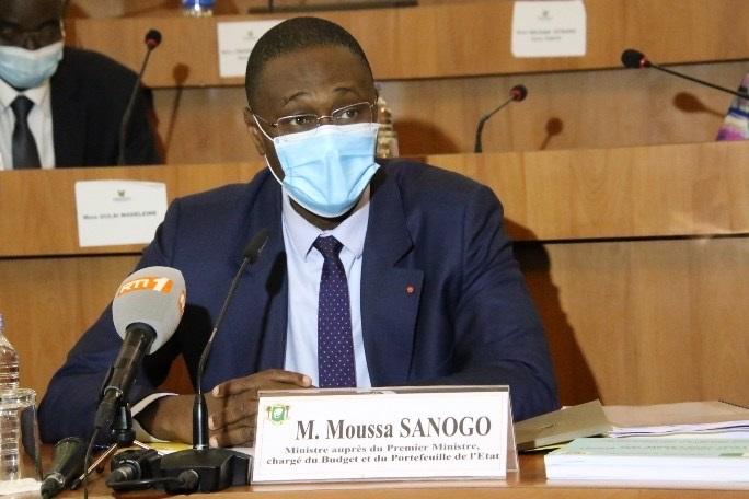Budget ivoirien