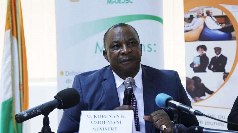 Rapport Amnesty international,Réaction,RHDP,Kobenan Kouassi Adjoumani,Porte-parole