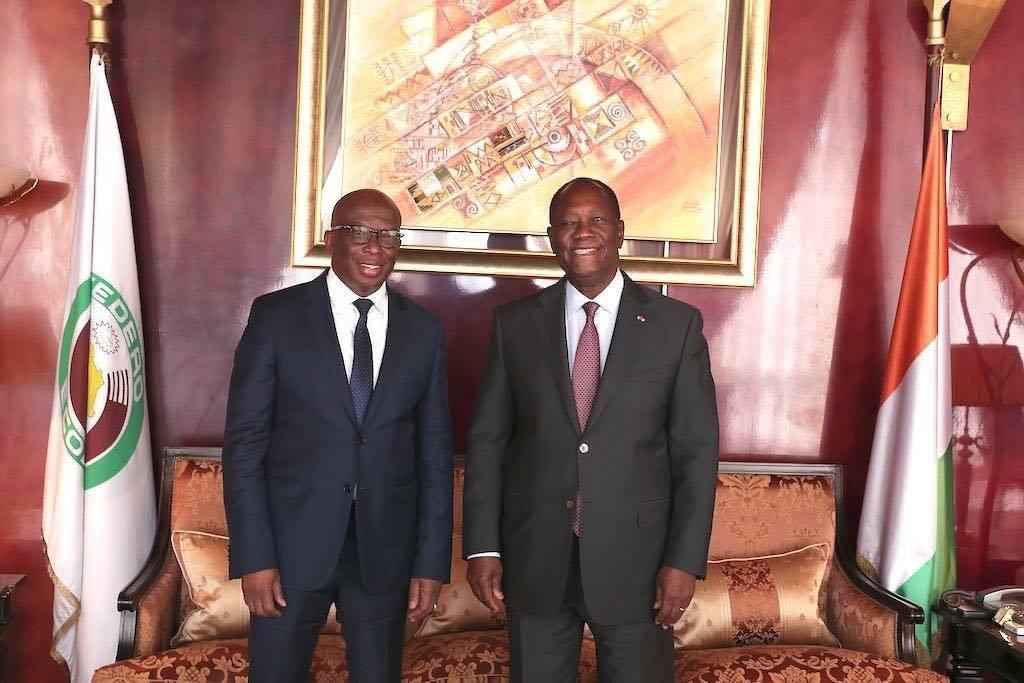 Alassane Ouattara,DEAME,Diaby Lanciné,Diapsora
