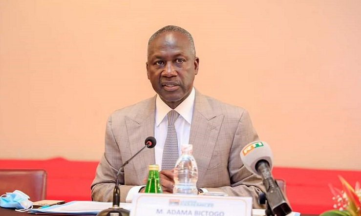 RHDP,Législatives,Hommage à Amadou Gon Coulibaly