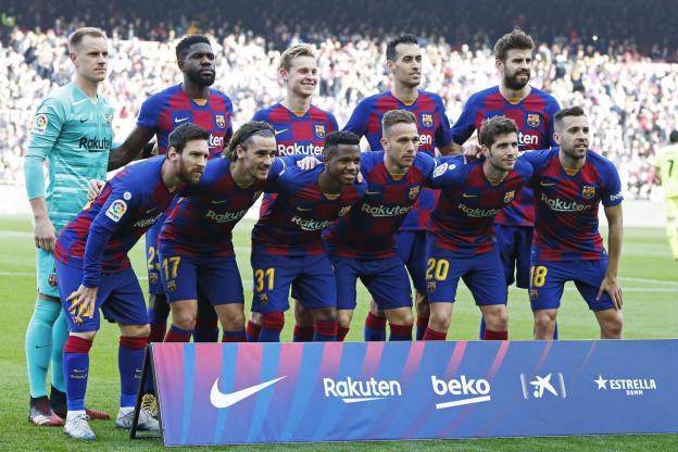 Les joueurs ne seront pas payés en janvier — Barça
