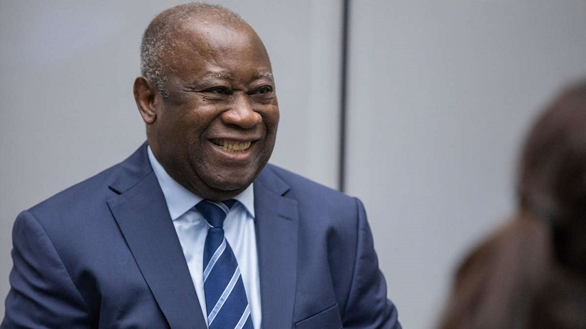 Laurent Gbagbo,CPI,retour,décembre 2020