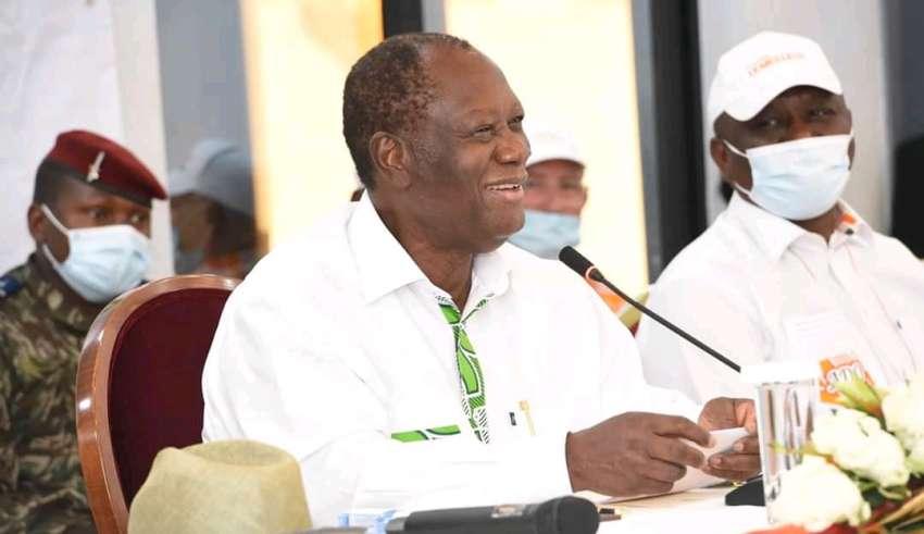 investi-le-president-ouattara-annonce-la-creation-prochaine-dun-ministere-en-charge-de-la-reconciliation