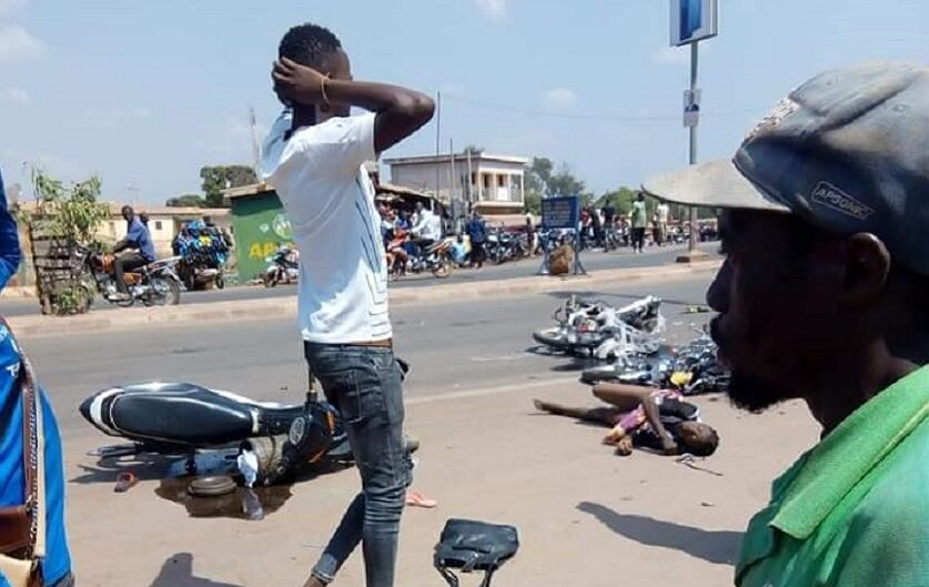 Korhogo,Camion tué 3 personnes