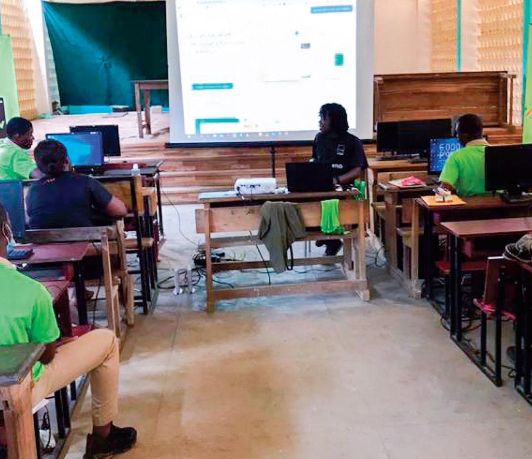 Informatique,Initiation et perfectionnement,Moov cyberlab,lycée garçon de Bingerville,227