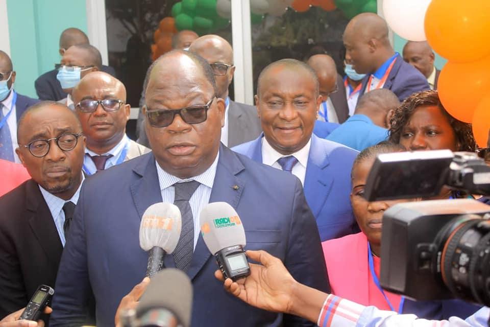 Secteur de l'eau,Ministère de l'hydraulique,Laurent Tchagba