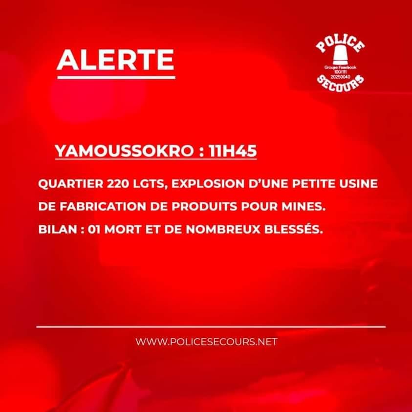 yamoussoukro-lexplosion-dune-usine-fait-un-mort-et-des-blesses