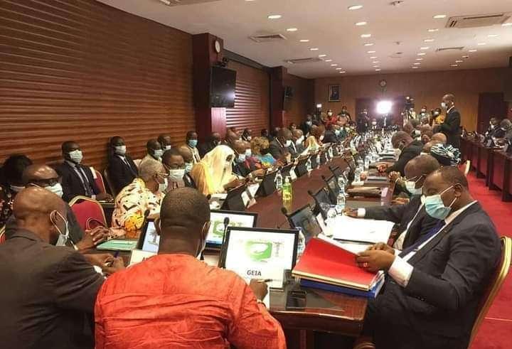 Dialogue politique: l'opposition se prononce à la sortie de la rencontre avec  Hamed Bakayoko | Pressecotedivoire
