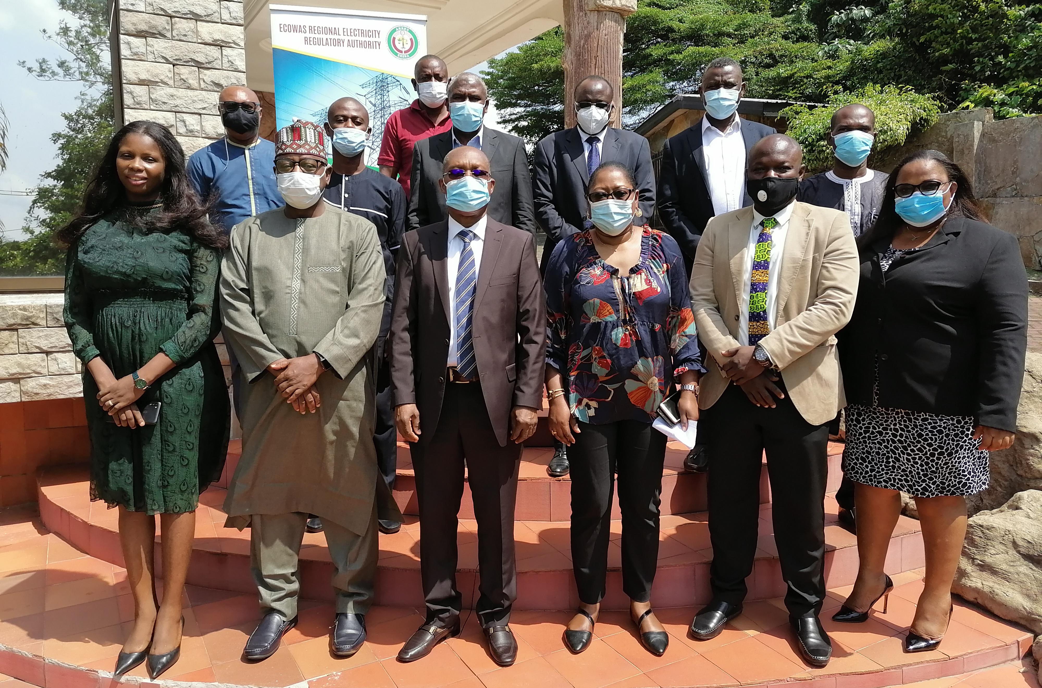 CEDEAO,régulation du secteur de l'électricité,Ghana,communication