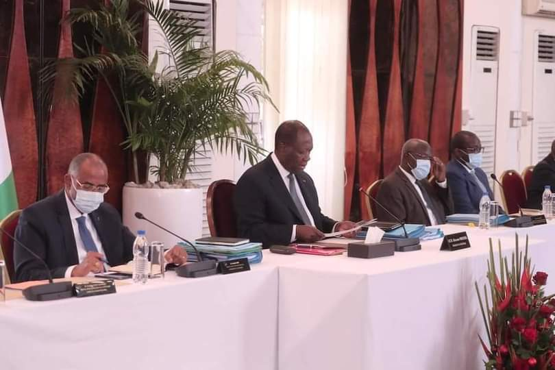 Communiqué du Conseil des ministres du mercredi 23 décembre 2020 |  Pressecotedivoire