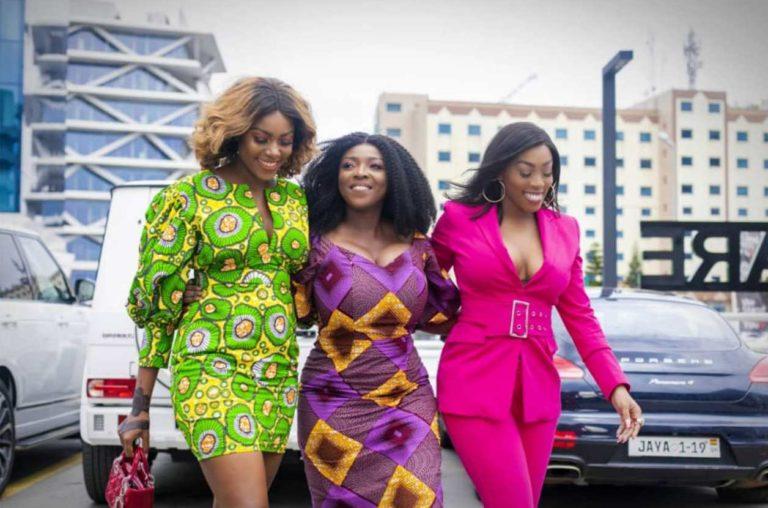 Cinema  Ghana Movie Awards, Alexandra Amon, Yvonne Nelson,