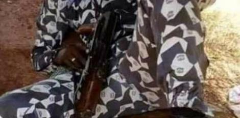 attaque,forces de défense,Doropo,un gendarme tué